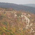 "Tar-kő (""Bald Rock"") mountain peak - Szilvásvárad, Maďarsko"