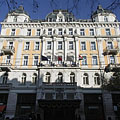 The five-star Corinthia Grand Hotel Royal (Corinthia Hotel Budapest) - Budapešť, Maďarsko