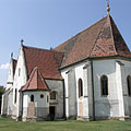 Serbian Kovin Monastery (Serbian Orthodox Church and Monastery, dedicated to the Dormition of Mother of God) - Ráckeve, Maďarsko