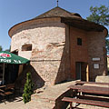 The Roundel, including a restaurant and the cassa of the castle - Gyula, Macaristan