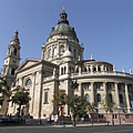 "St. Stephen's Basilica (in Hungarian ""Szent István-bazilika"") - Budapest, Ungheria"