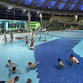 Wave pool - Budapest, Hongrie