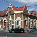 Town Hall of Dunakeszi (it was built in 1901, it was called Village Hall since 1977) - Dunakeszi, Hongrie