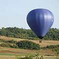 Hot air balloon - Mogyoród, Hongrie