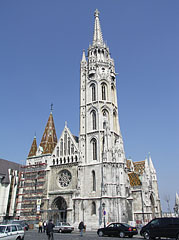 Matthias Church (Coronation Church of Our Lady) - Budapeszt, Węgry