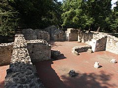 Ruins of the medieval gothic monastery and church of the Dominican nuns - Budapeszt, Węgry