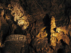 István Cave or St. Stephen Dripstone Cave - Lillafüred, Węgry