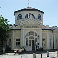 The Art Nouveau style former Municipal Bath building, today Thermal Spa and Wellness House of Szerencs - Szerencs, Унгария
