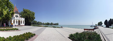 ××Lakeside of the Balaton - Révfülöp, Унгария