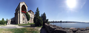 The Old Castle and the Old Lake - Tata, Унгария