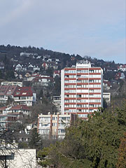 Dwelling houses in the Buda Hills - Budapest, Ungarn
