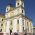 Our Lady of Hungary Roman Catholic Parish Church (also known as Pauline Church or Pilgrimage Church) - Márianosztra, Hongarije
