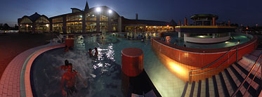 ××Thermal bath - Sárvár, Ungarn