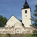Fortified Reformed Church - Balatonalmádi, Ungern