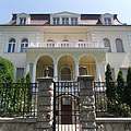 Embassy of the Islamic Republic of Iran in Budapest - Budapest, Ungern