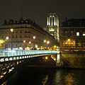 Pont d'Arcole (bridge) - Paris, Frankrike