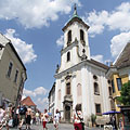 "Blagovestenska Serbian Orthodox Church (so called ""Greek Church"") - Szentendre, هنغاريا"