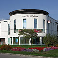 Pannonia Cultural Center and Library, including the Café Piazza - Balatonalmádi, Hungary