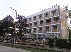 The three-star Hotel Lidó - Balatonlelle, Hungary