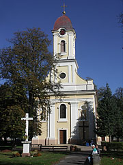 Roman Catholic church of Barcs - Barcs, Hungary