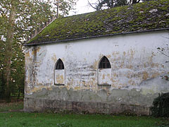 The former Count's Chapel behind the granary - Barcs, Hungary