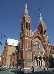 Roman Catholic Church of St. Anthony of Padua - Békéscsaba, Hungary