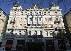 The five-star Corinthia Grand Hotel Royal (Corinthia Hotel Budapest) - Budapest, Hungary
