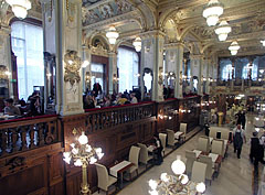 New York Café coffee house - Budapest, Hungary