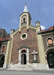 Greek Catholic church - Budapest, Hungary