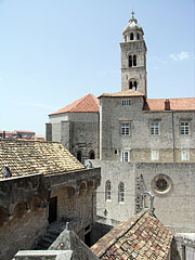 Dominican monastery and church - Dubrovnik, Croatia