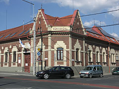 Town Hall of Dunakeszi (it was built in 1901, it was called Village Hall since 1977) - Dunakeszi, Hungary