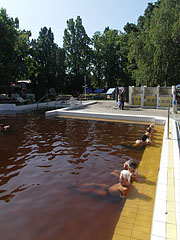 Outdoor Whirlpool with medicinal water - Gyula, Hungary
