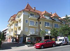 Apartment house - Hévíz, Hungary