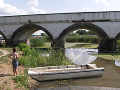 The Nine-holed Bridge over the Hortobágy River - Hortobágy, Hungary