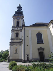 Assumption of Mary Main Parish Church, also known as Roman Catholic Great Church - Jászberény, Hungary