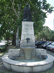 "The ""Bundás"" Fountain - Jászberény, Hungary"
