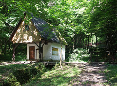 "The so-called Forrás House (""Spring House"") - Jósvafő, Hungary"