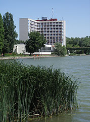 The 3-star Hotel Helikon on the waterfront - Keszthely, Hungary