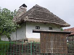 "Folk house museum (in Hungarian ""tájház"") of Komlóska - Komlóska, Hungary"