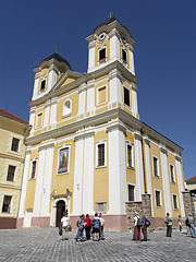Our Lady of Hungary Roman Catholic Parish Church (also known as Pauline Church or Pilgrimage Church) - Márianosztra, Hungary