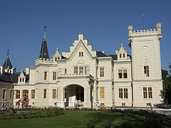 The Nádasdy Mansion of Nádasdladány - Nádasdladány, Hungary