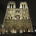 "Notre-Dame Cathedral of Paris (""Notre-Dame de Paris"") - Paris, France"