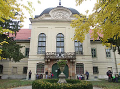 The baroque Ráday Mansion - Pécel, Hungary