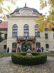 The Ráday Mansion of Pécel (also known as Ráday Palace, Ráday Castle and Kelecsényi Mansion) - Pécel, Hungary