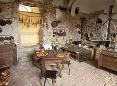 Baroque Kitchen with authentic furnishing - Pécel, Hungary