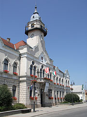 Town Hall (or City Hall) of Ráckeve - Ráckeve, Hungary
