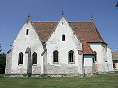 The Serbian Kovin Monastery and Orthodox Church is one of the oldest monasteries in Hungary - Ráckeve, Hungary