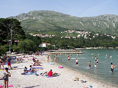 Beach - Srebreno, Croatia