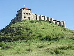 The Castle of Sümeg on the verdant hill, at 245 meters above the sea level - Sümeg, Hungary