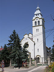 The Reformed Protestant Church of Szada - Szada, Hungary